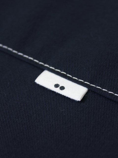 【amne】stitch HARD TWIST GABARDINE jacket:画像4