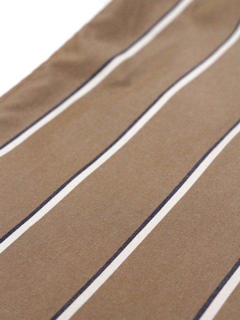 【SLICK】Stripe Dropped Shoulders Shirt:画像4