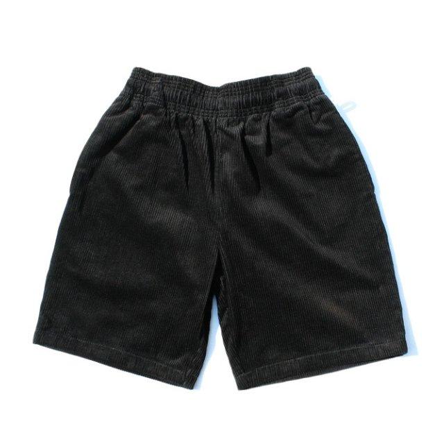 【COOKMAN】Chef Short Pants Corduroy:メイン画像
