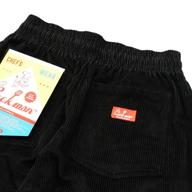 【COOKMAN】Chef Short Pants Corduroy:画像2