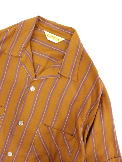 【PENNY'S】60s PENNYS SS SHIRTS:画像2