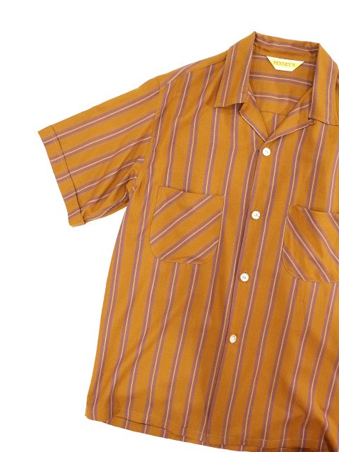 【PENNY'S】60s PENNYS SS SHIRTS:画像3
