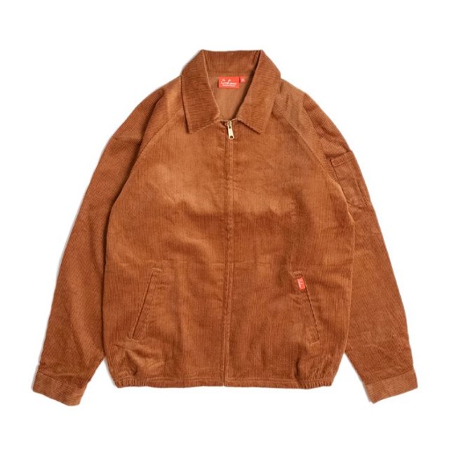 【COOKMAN】Delivery Jacket Corduroy:メイン画像