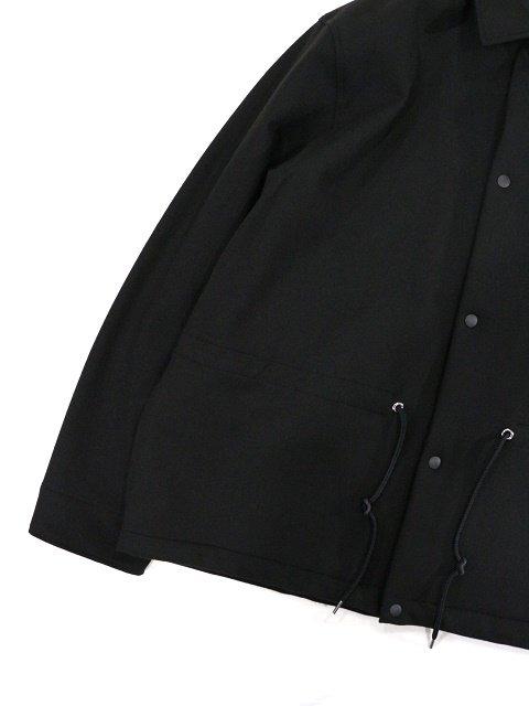 【MANUAL ALPHABET】T/R COMFORTABLE COACH JKT:画像3