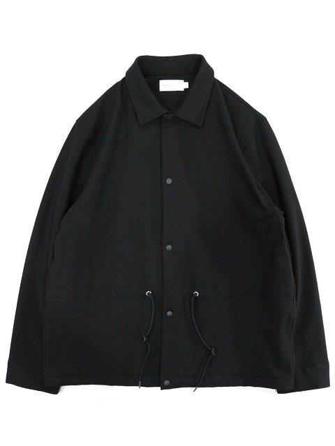 【MANUAL ALPHABET】T/R COMFORTABLE COACH JKT