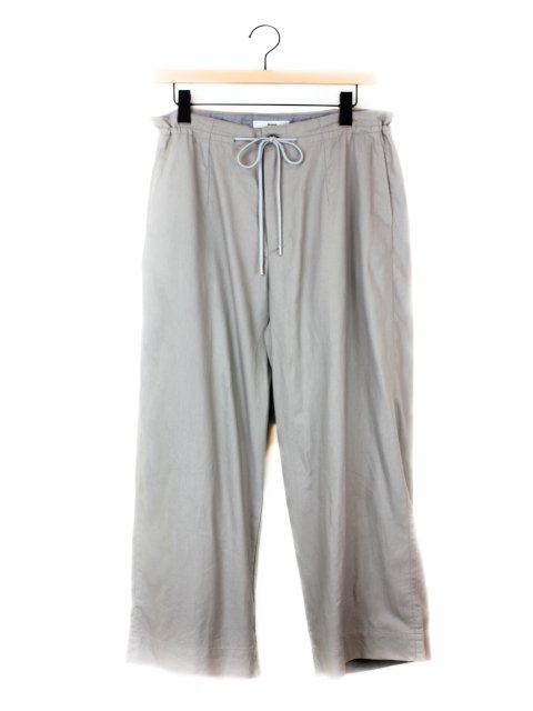 【amne】DRAPEY trouser