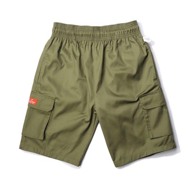 【COOKMAN】Chef Short Pants Cargo:メイン画像