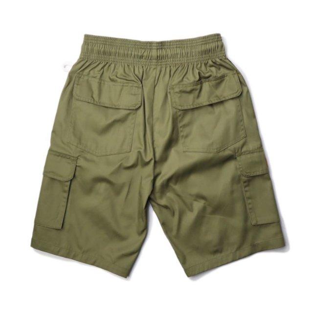 【COOKMAN】Chef Short Pants Cargo:画像2