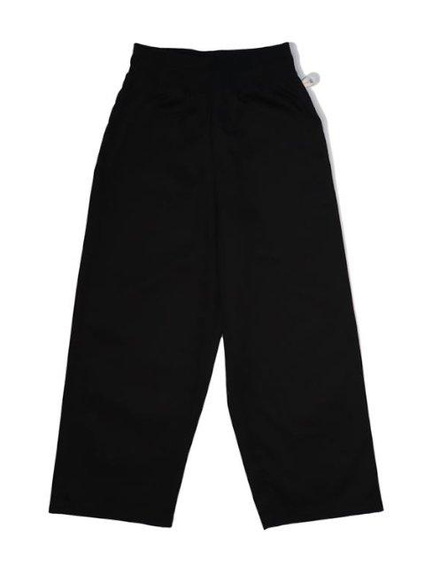 【COOKMAN】Wide Chef Pants
