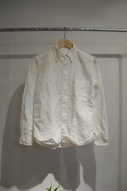【THE BAGGY】LINEN&COTTON L/S B.D.:メイン画像