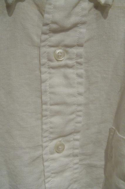 【THE BAGGY】LINEN&COTTON L/S B.D.:画像3