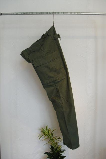 【ROUND HOUSE】BIG CARGO MILITARY PANTS