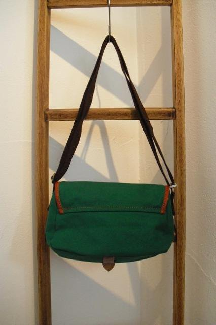 【ROUND HOUSE】CANVAS MINI SHOULDER BAG:画像2