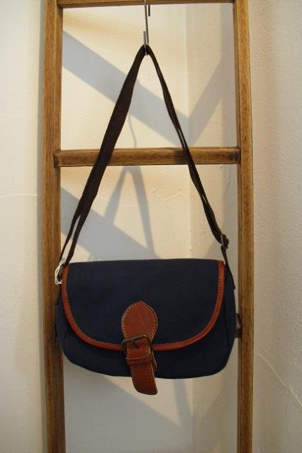 【ROUND HOUSE】CANVAS MINI SHOULDER BAG