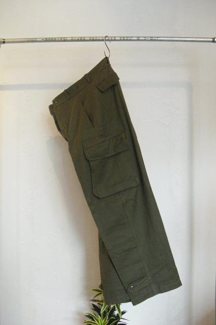 【FRENCH ARMY】FRENCH ARMY M-47 PANTS