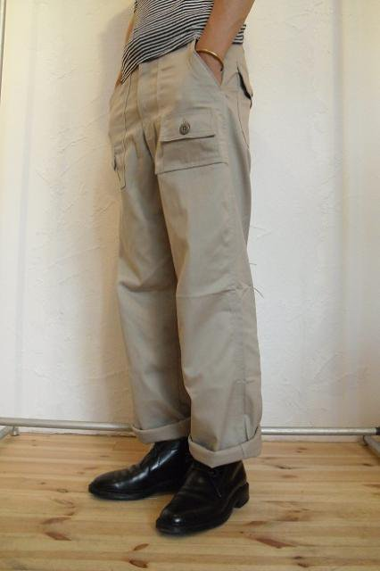 【EARL'S APPAREL】EXPEDITION TROUSER:画像4