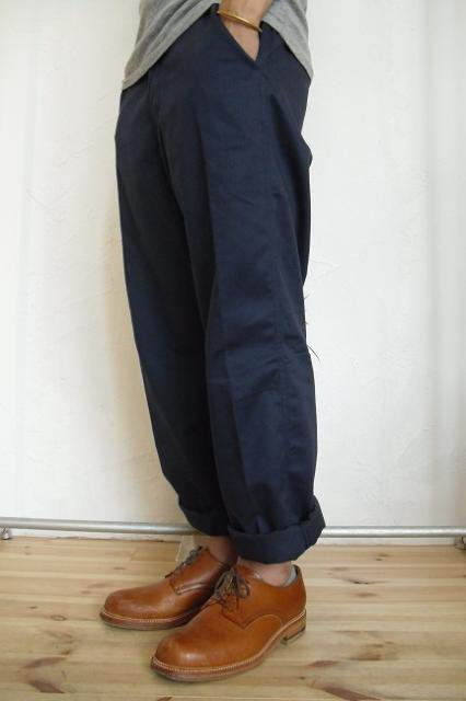 【GUNG HO】MILITARY CHINO PANTS:画像4