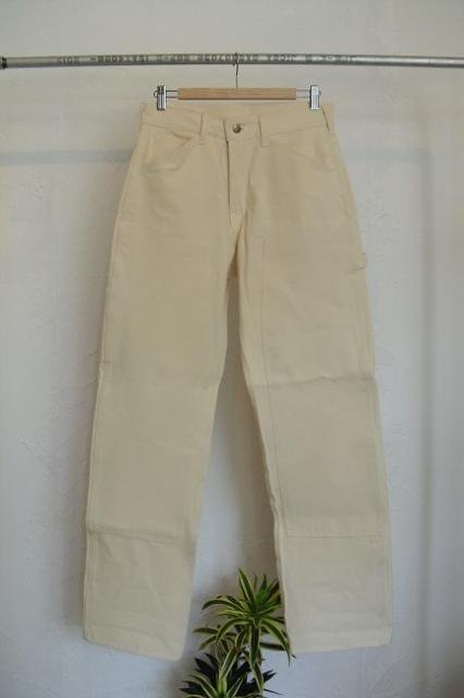 【ROUND HOUSE】DOUBLE FRONT PAINTER PANT:メイン画像