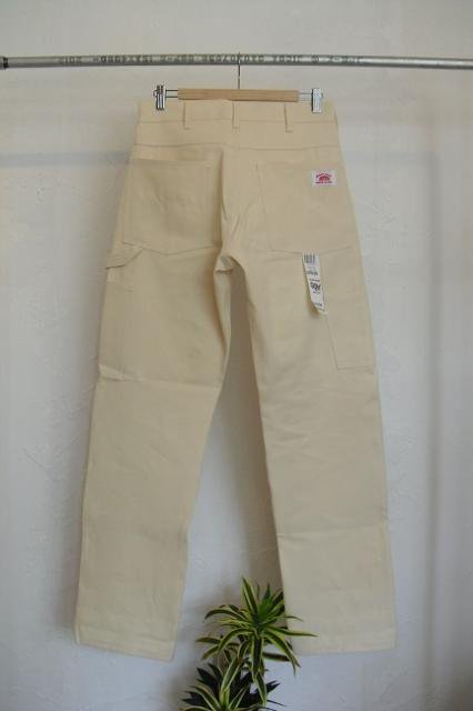 【ROUND HOUSE】DOUBLE FRONT PAINTER PANT:画像2