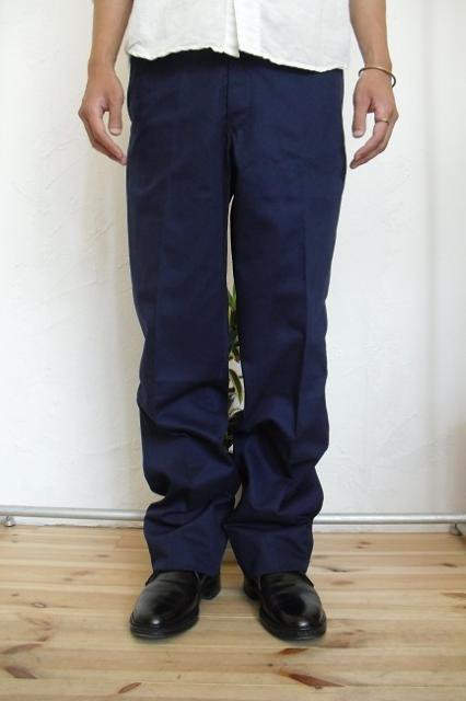 【UNIVERSAL OVERALL】100% COTTTON PANTS:画像3