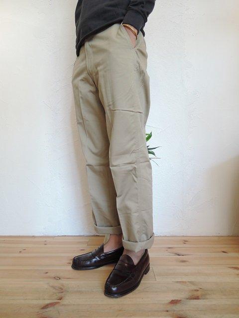 【EARL'S APPAREL】MILITARY CHINO PANTS:画像4