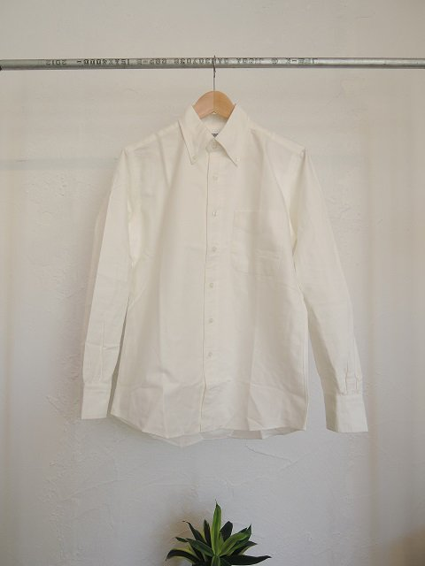 【THE BAGGY】HEAVY OXFORD L/S B.D.
