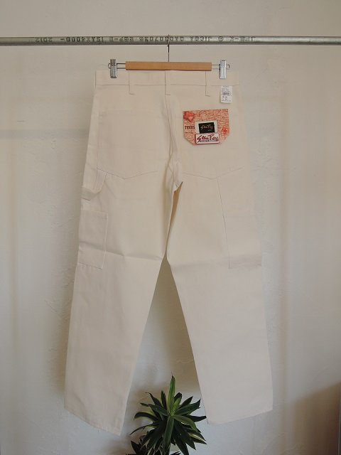 【STAN RAY】SINGLE KNEE PAINTER PANTS:画像2