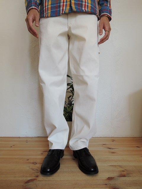 【STAN RAY】SINGLE KNEE PAINTER PANTS:画像3
