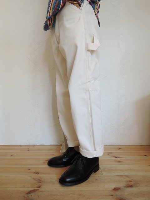 【STAN RAY】SINGLE KNEE PAINTER PANTS:画像4