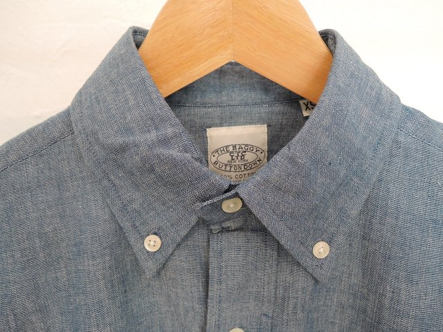 【THE BAGGY】CHAMBRAY L/S B.D.:画像3