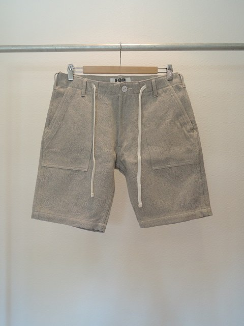 【F.O.B FACTORY】BAKER SHORTS:メイン画像