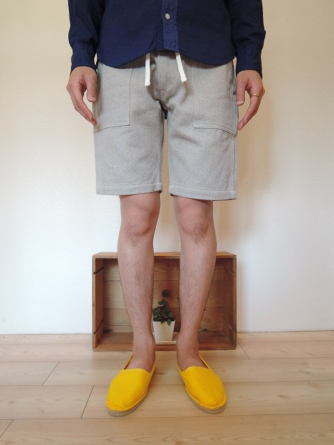 【F.O.B FACTORY】BAKER SHORTS:画像4