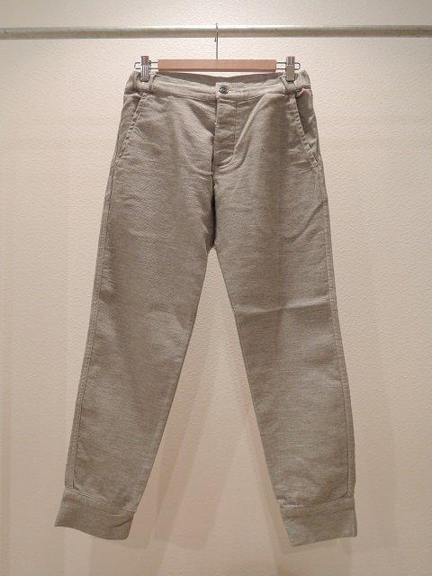 【F.O.B FACTORY】RELAX SWEAT PANTS:メイン画像