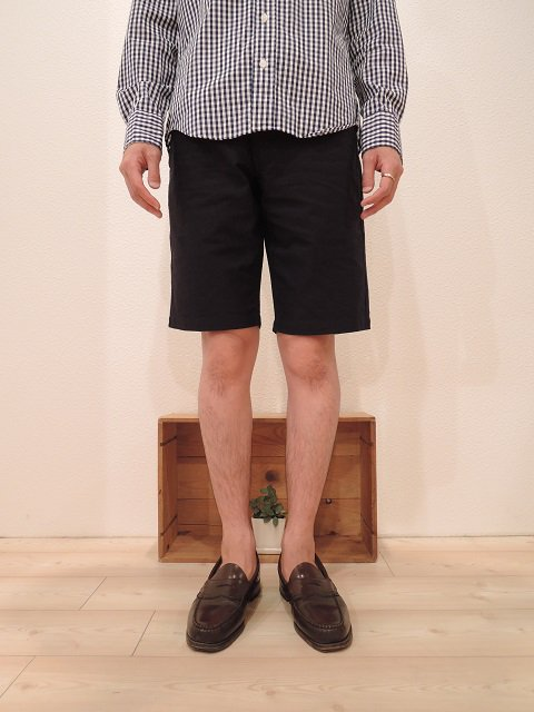 【F.O.B FACTORY】OX SHORTS:画像4