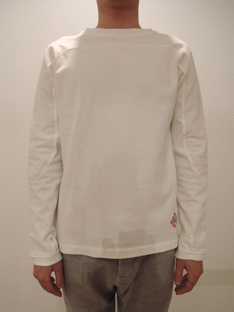 【SALT WATER COWBOY】ACTIVE FOOTBALL TEE:画像4