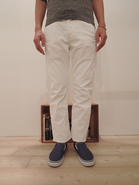 【F.O.B FACTORY】FUSION TROUSERS 2014:画像3