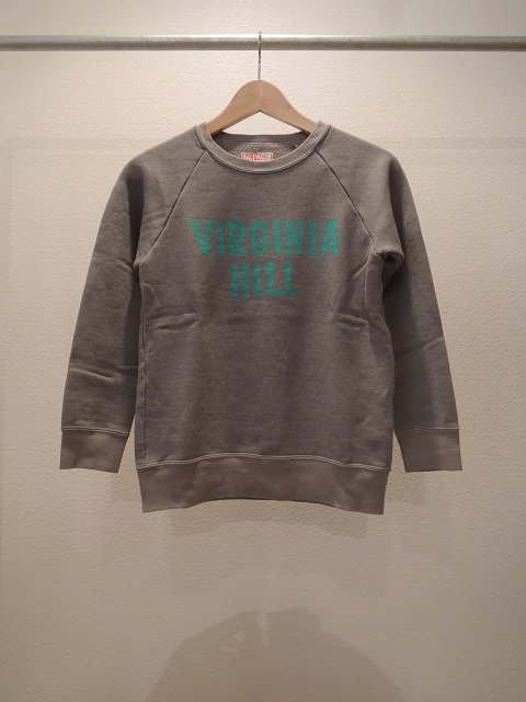 "【SALT WATER COWBOY】""FLAMINGO""CREW SWEAT(WOMEN)"