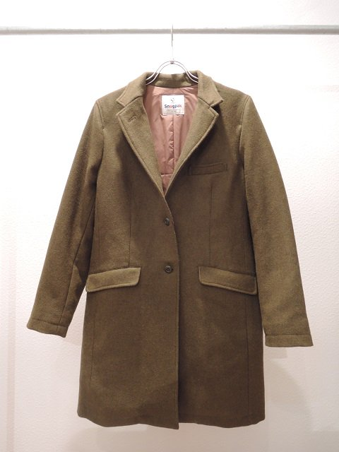 【Snugpak】Ladies Chester Coat MOON:メイン画像