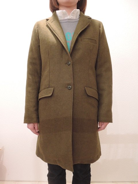 【Snugpak】Ladies Chester Coat MOON:画像4