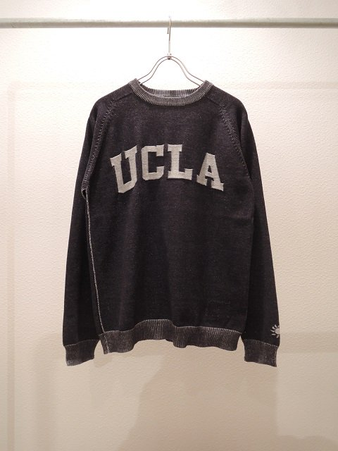 【SUNNY SPORTS】COLLEGE SWEATER