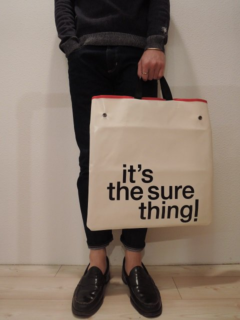【SUNNY SPORTS】2WAY PRINTED TOTE:画像4