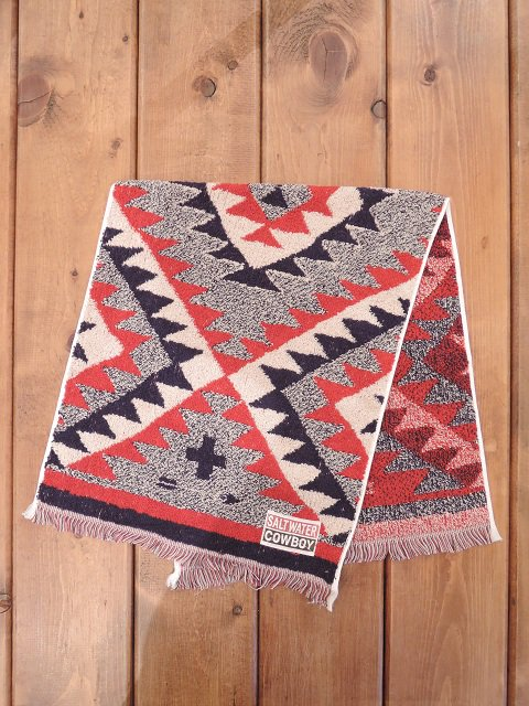 【SALT WATER COWBOY】NAVAJO SMALL BLANKET