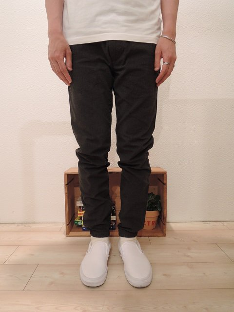 【F.O.B FACTORY】C/R TROPICAL EASY PANTS:画像4