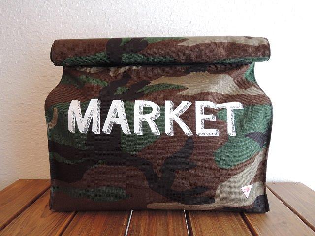 【melple】MARKET BAG【DM便発送可能】