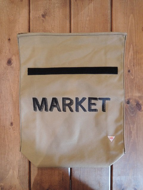 【melple】MARKET BAG【DM便発送可能】:画像2