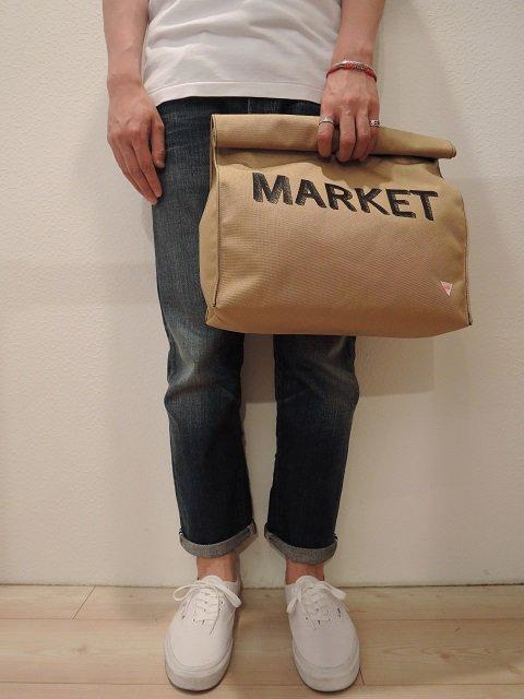 【melple】MARKET BAG【DM便発送可能】:画像4