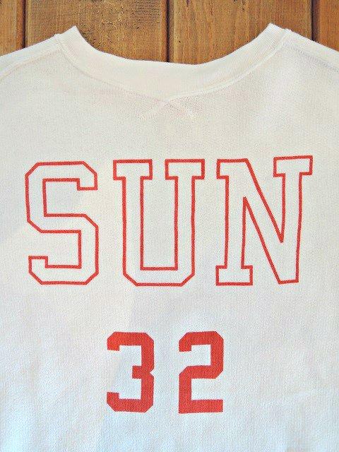 "【SUNNY SPORTS】""SUN""FREEDOM CREW-NECK(WOMEN):画像2"