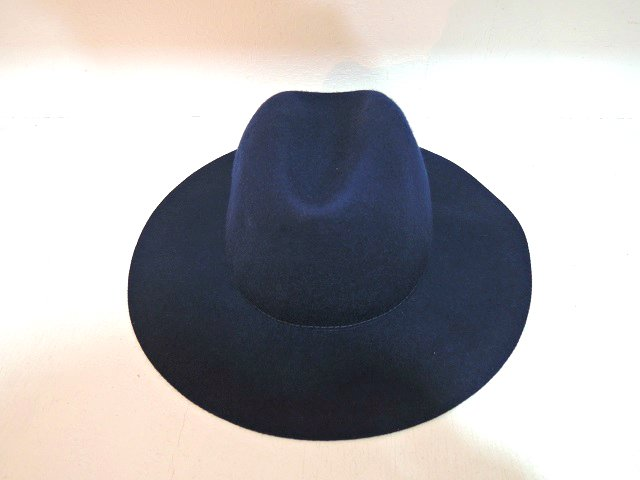 【ARGYLL AND BUTE】LONG BRIM WOOL FEDORA:画像2