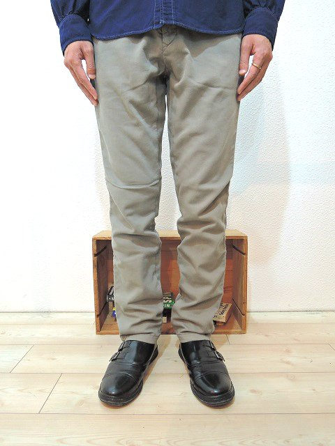 【F.O.B FACTORY】RELAX TROUSERS:画像4