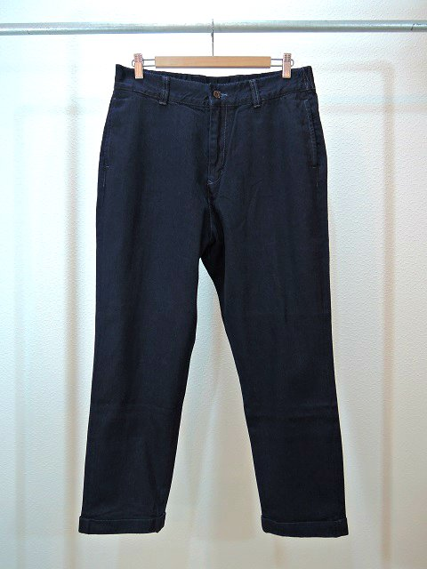 【JAPAN BLUE JEANS】LIBERTY PEG TOP NICE TROUSERS